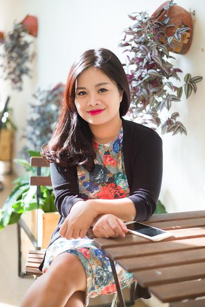 Nguyễn Thị Hồng Nhung - Biên tập viên