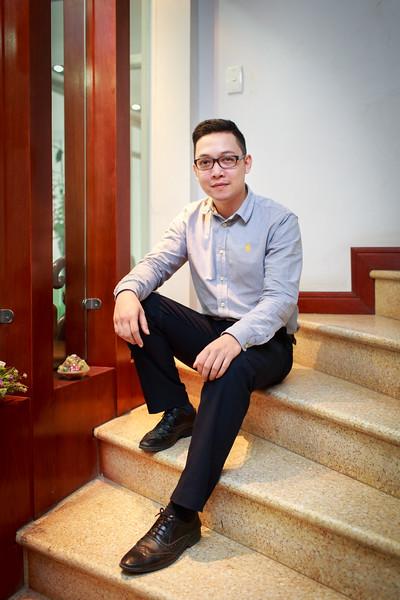 Phạm Thanh Sơn - Trưởng phòng Phát triển thị trường