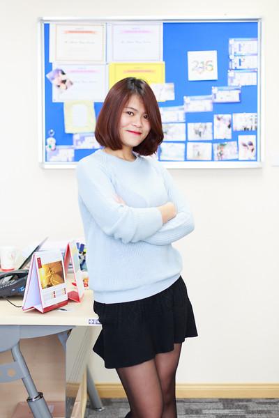 Phạm Thùy Dương - Account Manager