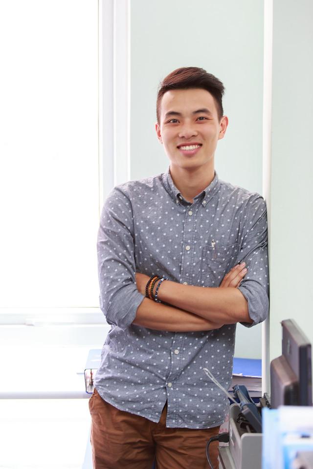 Nguyễn Bình Nguyên- Nhân viên kinh doanh