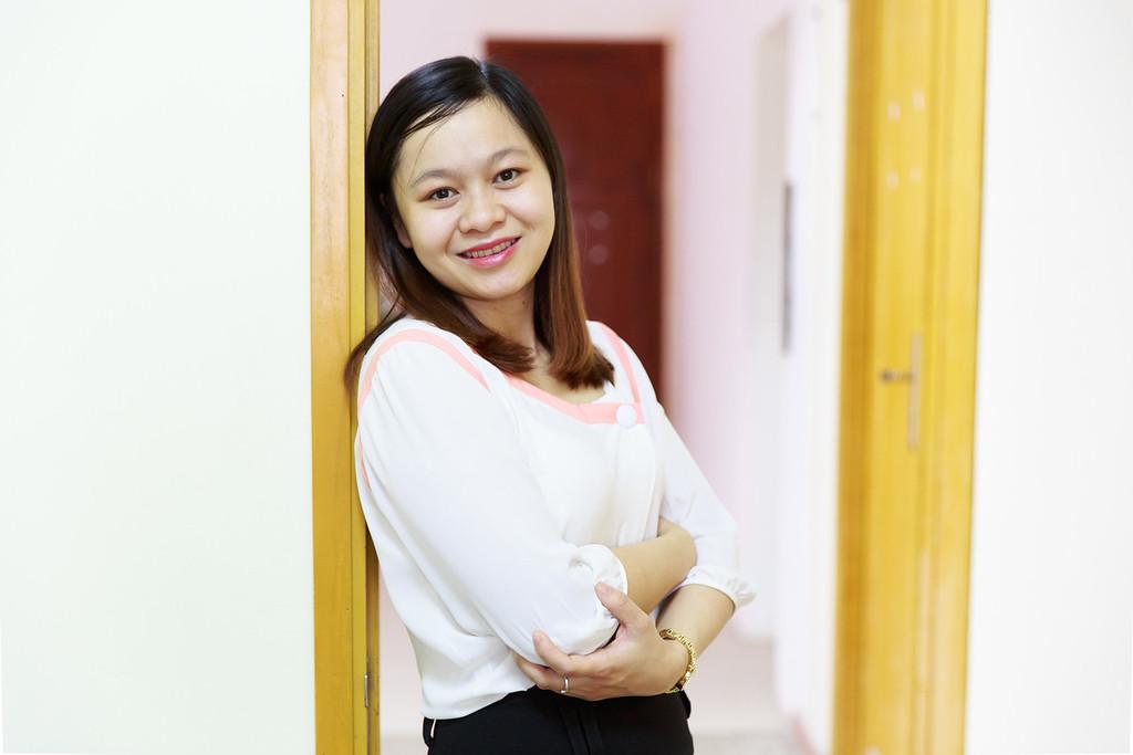 Nguyễn Hồng Ngọc, kế toán viên