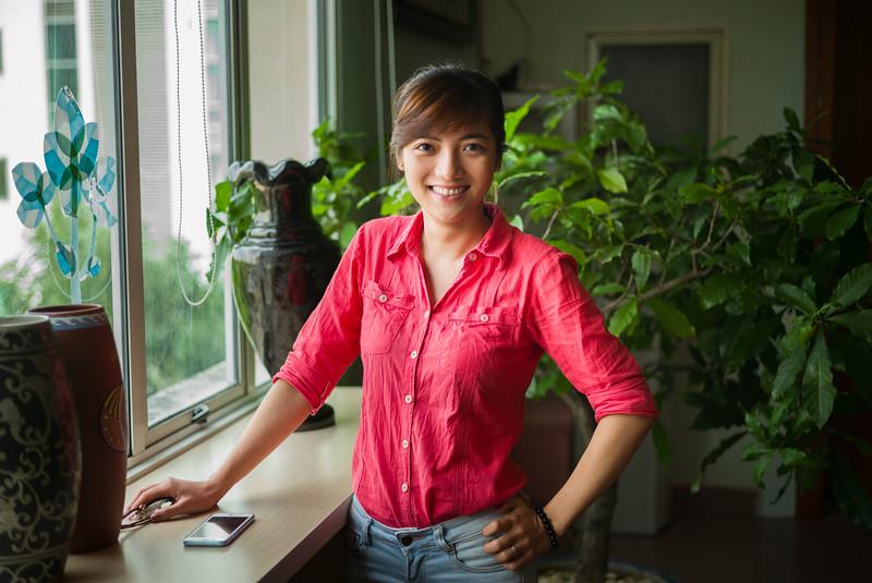 Trần Lê Vân - Nhân viên
