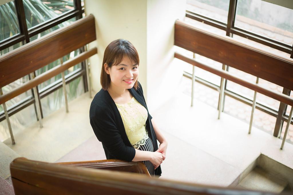 Tạ Thị Thu Huyền - Nhân viên văn phòng