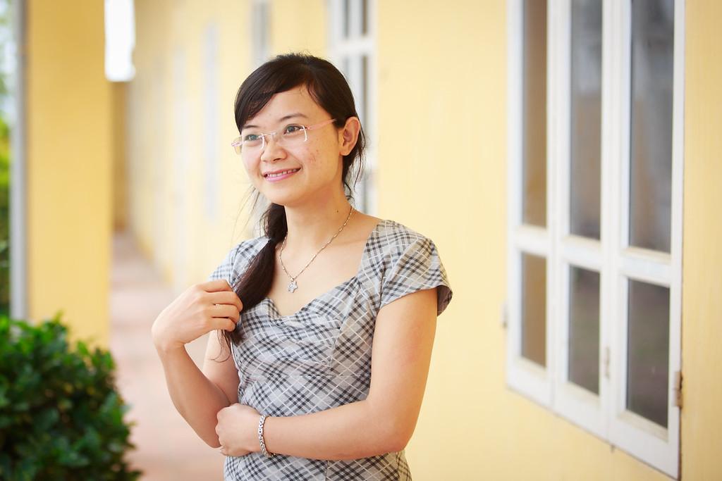 Nguyễn Hồng Trang - Cán bộ y tế