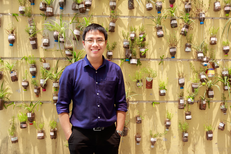 Phan Kiền, giảng viên, 31 tuổi