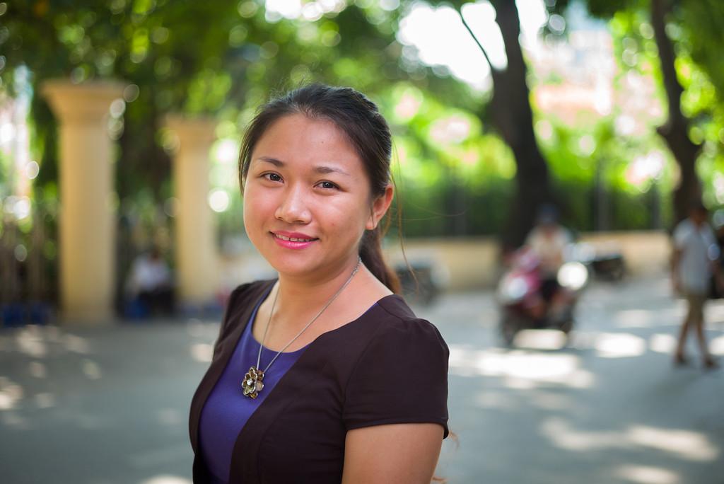Phan Khánh Huyền - Nhân viên
