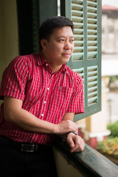 Phạm Sơn Hải, Giám đốc, Truyền thông GreenMedia