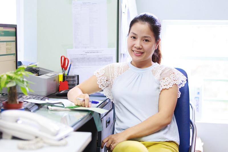 Nguyễn Phương Huyền - Nhân viên