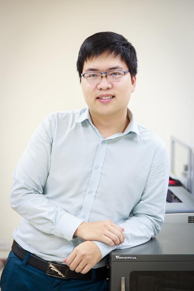 Trần Quốc Toản - chuyên viên CNTT