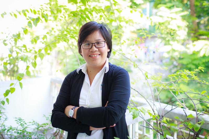 Bùi Thị Vân Anh - Cán bộ quản lí