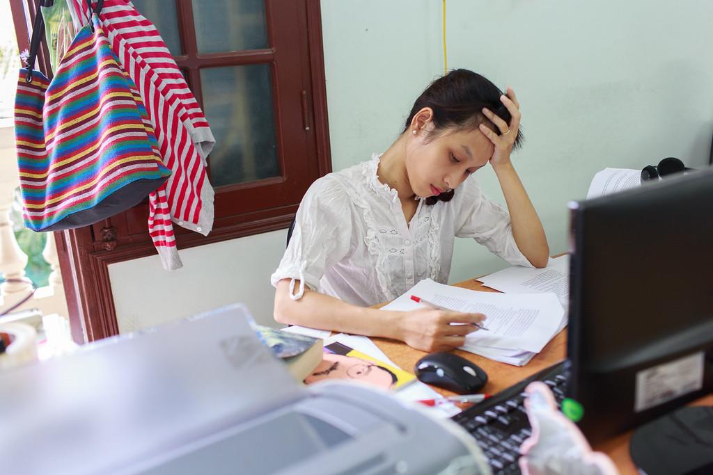 Trần Lê Thùy Linh - dịch giả