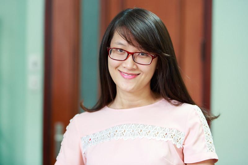 Hoàng Phương Thúy - Nhân viên kế toán