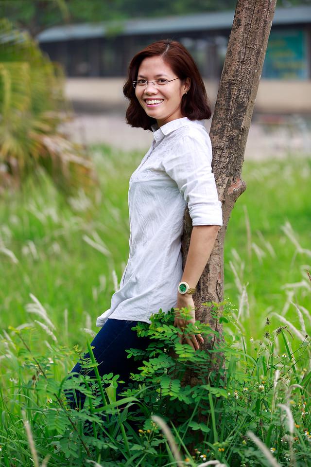 Phạm Thuỳ Dung - Chuyên viên văn phòng