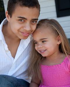 Morgan and Trent - Feb 2009