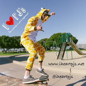 I Heart PJ's