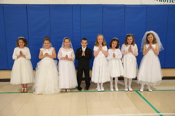 I.C.C. - First Holy Communion 2018