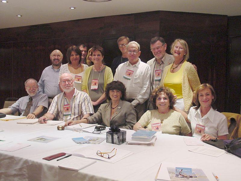 Board of Directors 2001