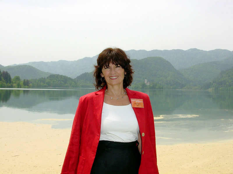 Past President Chana Winer,PhD (Israel), 2001-2003