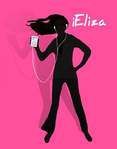 iEliza pink