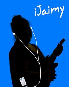 iJaimy guitar blue