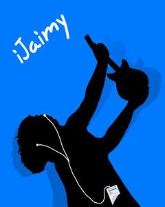 iJaimy guitar blue ver2
