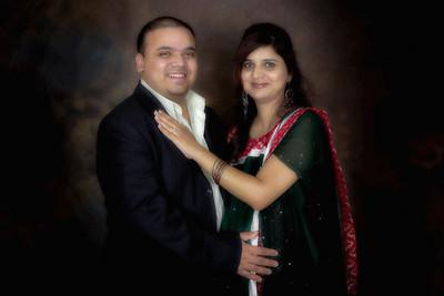 Imran Family Portraits