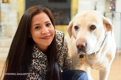 Yuleyska Barron's Family Photo Shoot
