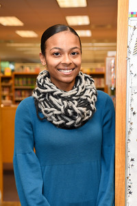 Erica Taylor  -  Youth Specialist