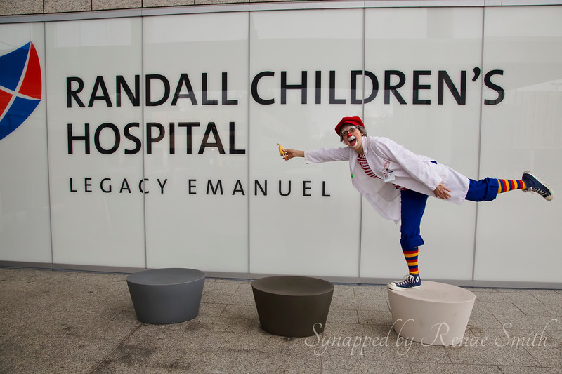 Hospital Clowning