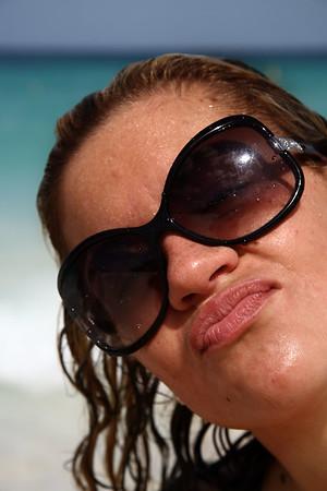 """IMG#0798 """"Beach Humor"""" Rachel in Aruba"""