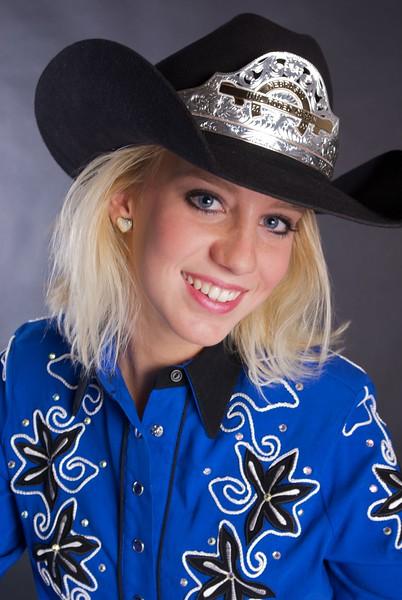 Amber Reeble -Miss Collegiate Rodeo 2009