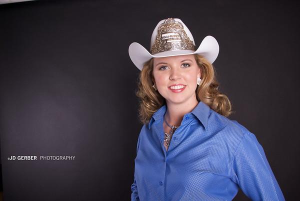 Amy Amack Miss Rodeo NE 2009