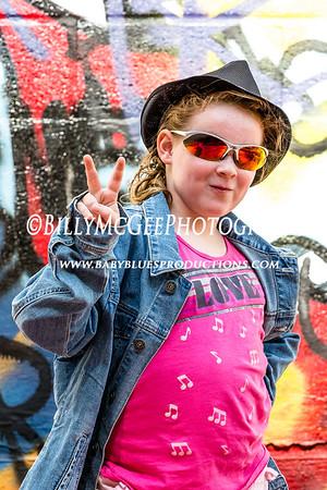 Graffiti Portraits - 29 Sep 2012