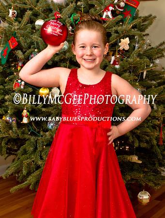 Merry Christmas Portrait - 20 Dec 10