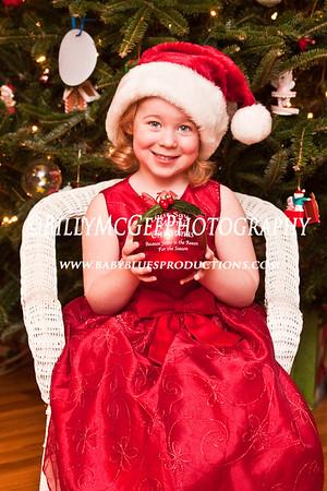 Merry Christmas Portraits - 21 Dec 2008