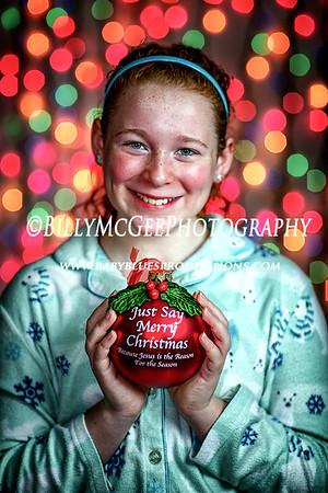 Merry Christmas Portraits - 01 Dec 2015