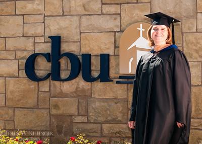Cristen's MBA Graduation