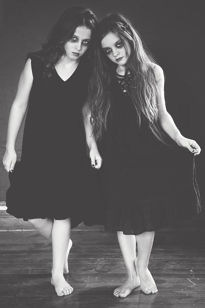 dark dancers