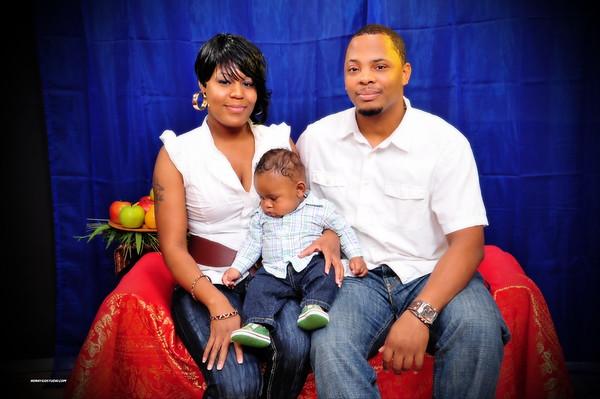 Ineke Johnson Family