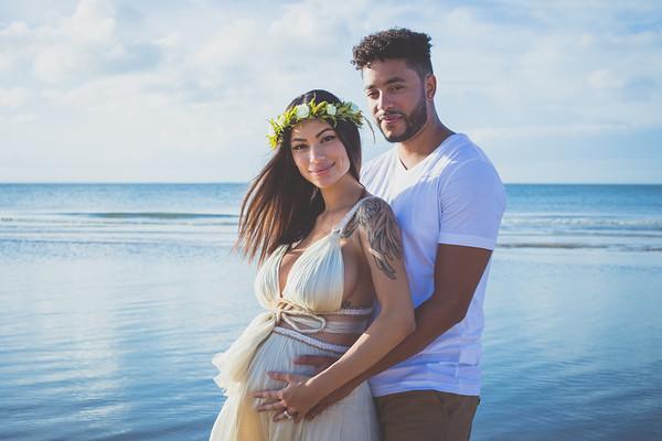 Ingrid & John {Maternity}