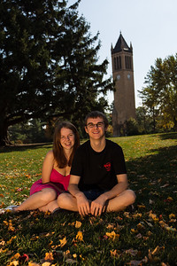 Jackie & Nick at Iowa State  ©2011 JR Howell. All Rights Reserved.  JR Howell 1812 37th Street Ct Moline, IL 61265 JRHowell@me.com
