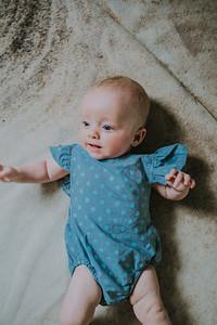 Isabella 4 months-6