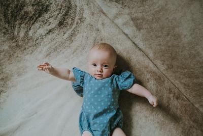 Isabella 4 months-22