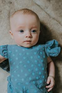 Isabella 4 months-8