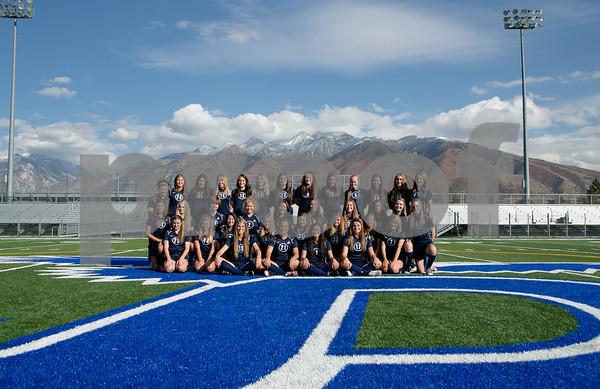 JD Girls Soccer Team Photos