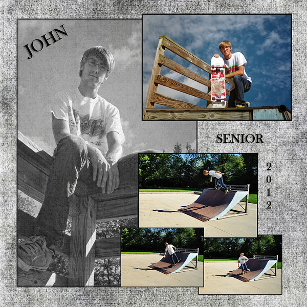 John Collage A