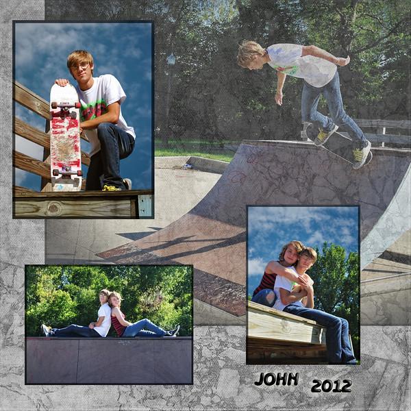 John Collage G