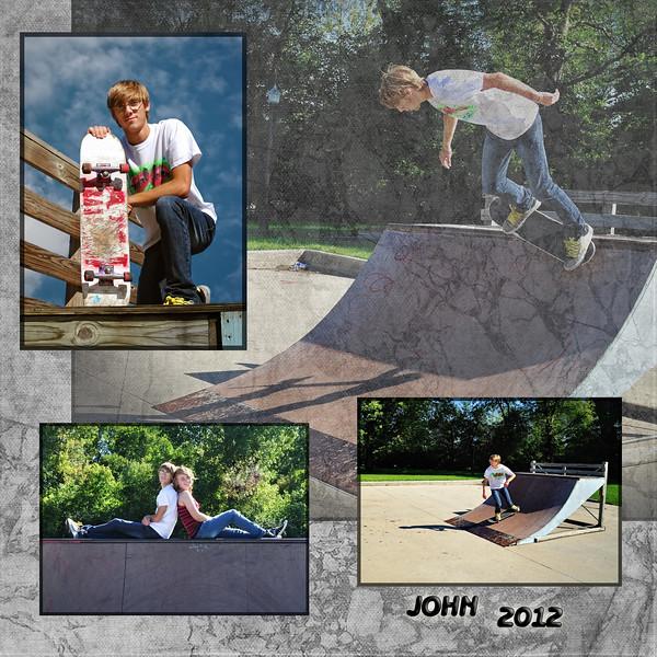 John Collage F