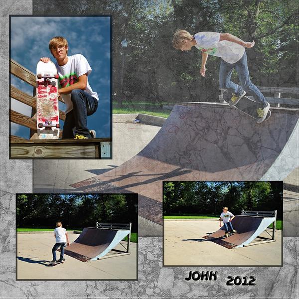 John Collage C