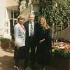Jack & Karyn at UC Berkeley for his daughter Dana's graduation from Grad school May 1986